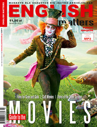 English Matters 6/2013 Guide to the Movies - wydanie spacjalne