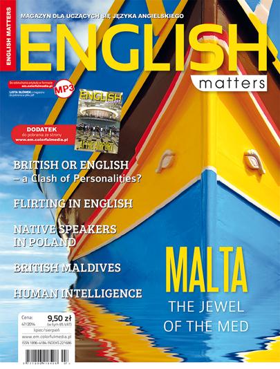 English Matters 47